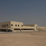 AWWP Main Building