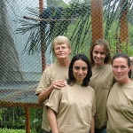 Lymington Foundation in Brazil With Professional Staff Hired With AWWP funding