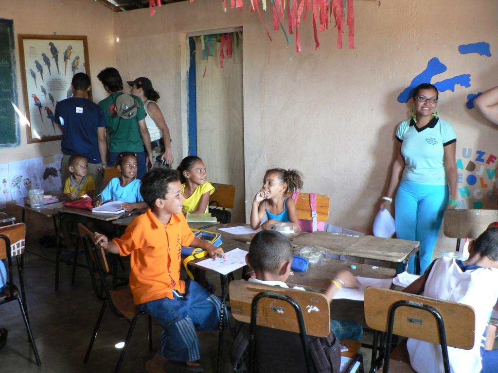 Spixs_Macaw_School_Curaca